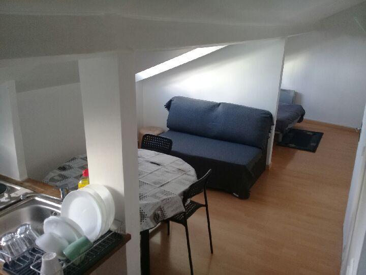 Location de particulier à particulier à Épinay-sur-Seine, appartement studio de 25m²