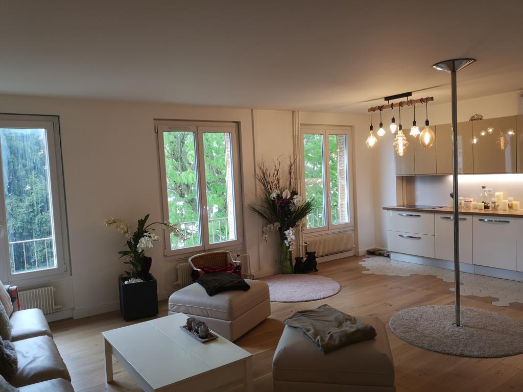 Particulier location, appartement, de 61m² à Rueil-Malmaison
