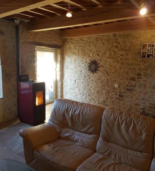 De particulier à particulier Saint-Paulet-de-Caisson, appartement maison, 95m²