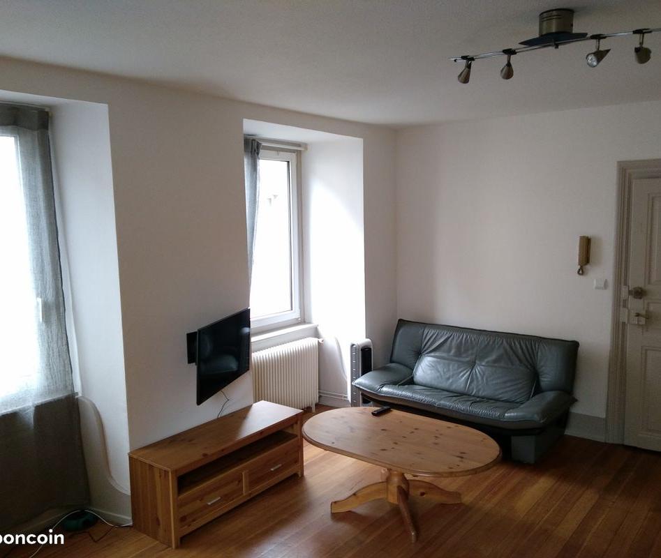Location particulier à particulier, appartement à Jungholtz, 37m²