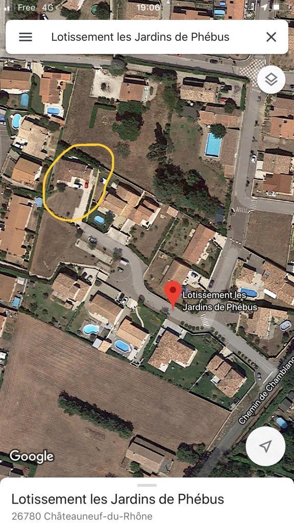 Location immobilière par particulier, Espeluche, type maison, 104m²