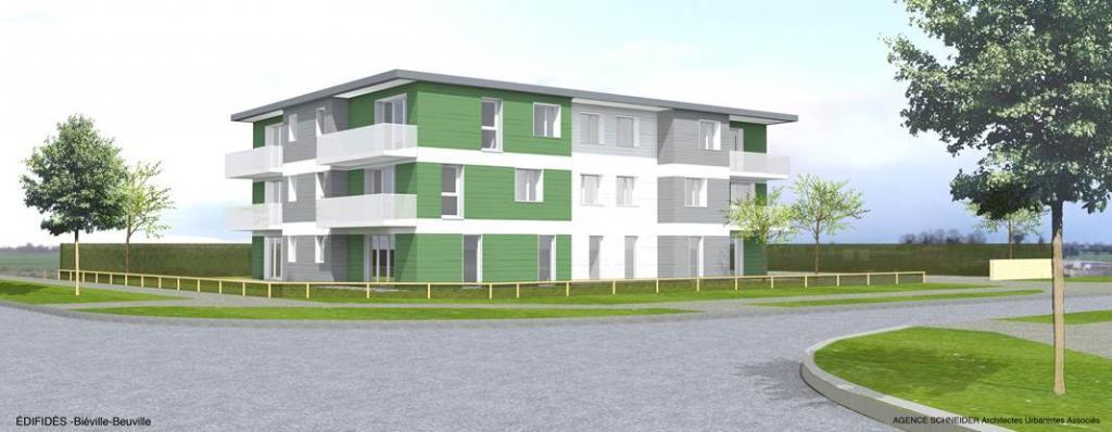 De particulier à particulier, appartement à Biéville-Beuville, 63m²