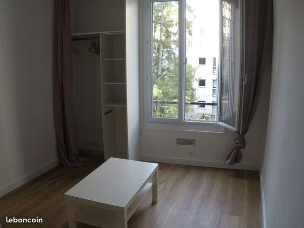 De particulier à particulier Paris 18, appartement studio de 15m²