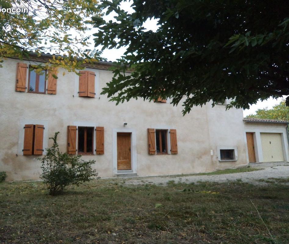 Location appartement par particulier, maison, de 110m² à Saint-Gauzens