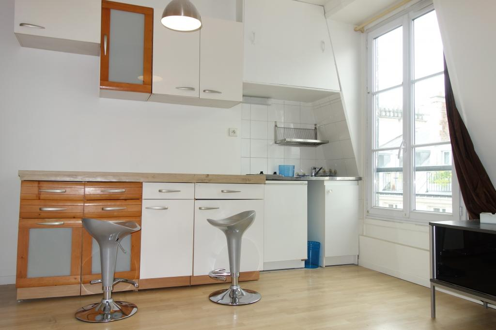 Location particulier, appartement, de 19m² à Paris 09