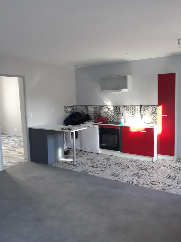 Location de particulier à particulier à Montluçon, appartement appartement de 40m²