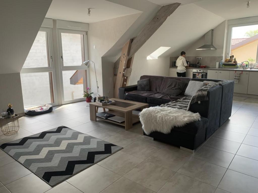 Location particulier à particulier, appartement, de 71m² à Viry