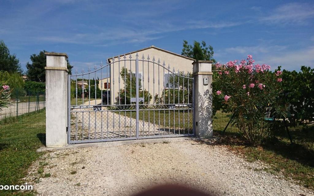 Location immobilière par particulier, Saint-Christol-lès-Alès, type maison, 134m²