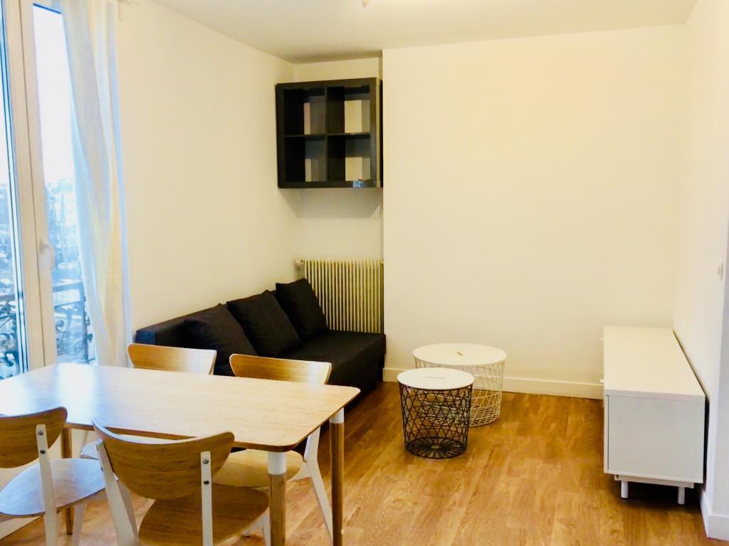 Location appartement par particulier, appartement, de 33m² à Paris 18