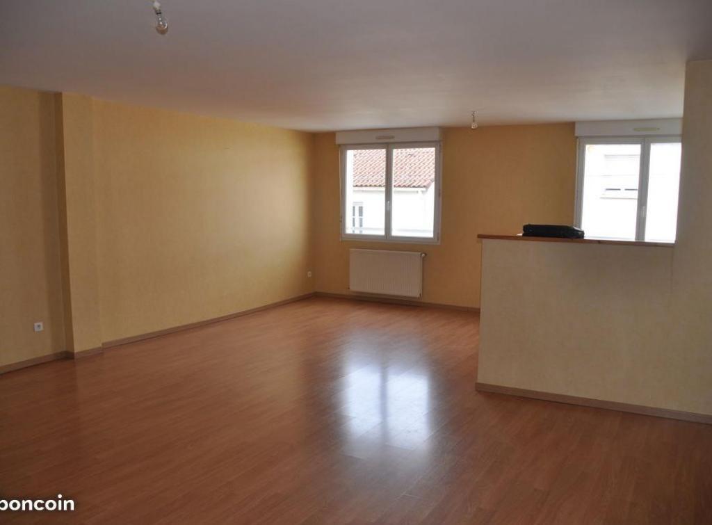 Location particulier, appartement, de 66m² à Cholet