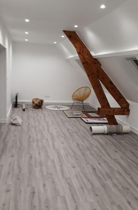 Location de particulier à particulier à Cherbourg-Octeville, appartement appartement de 75m²