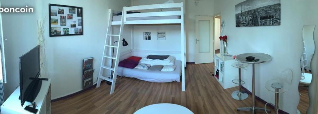Location de particulier à particulier, appartement, de 28m² à La Rochelle