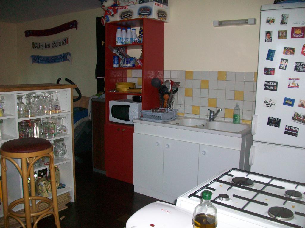Location particulier à particulier, appartement, de 40m² à Saint-Jean-d'Ardières