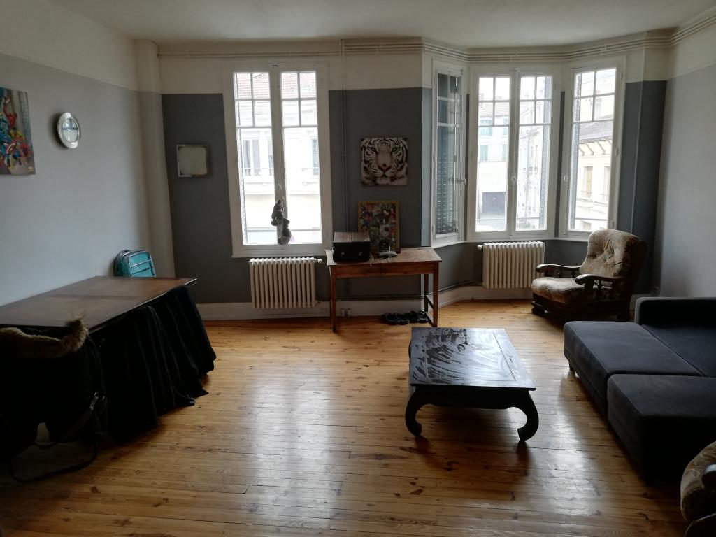 De particulier à particulier, appartement, de 84m² à Vichy
