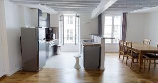 Location appartement entre particulier Paris 08, appartement de 42m²