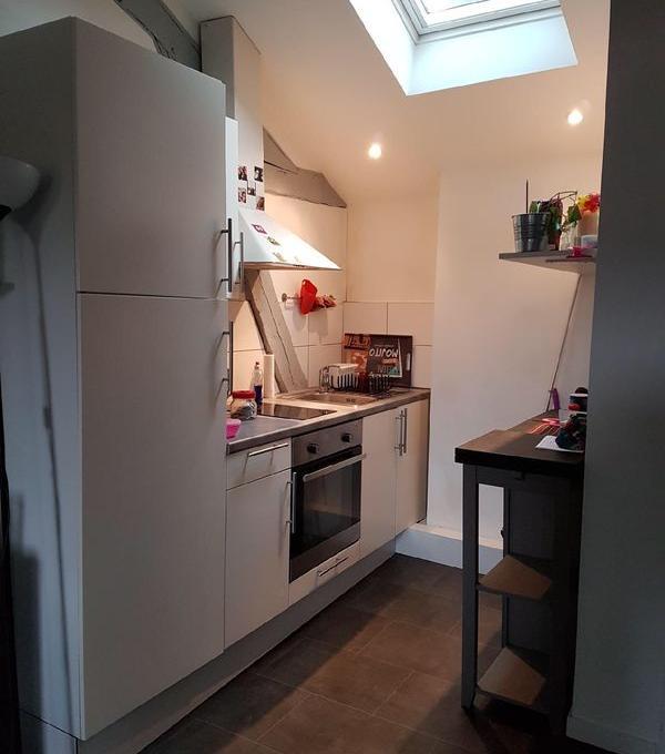 Location appartement entre particulier Dijon, appartement de 30m²