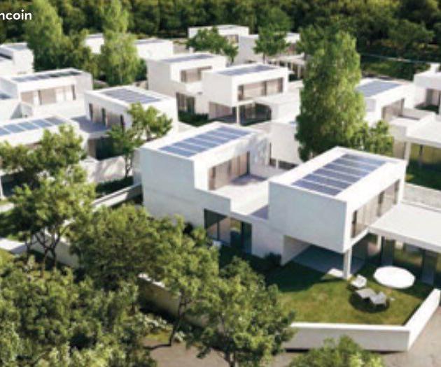 Appartement particulier à Beauzelle, %type de 55m²