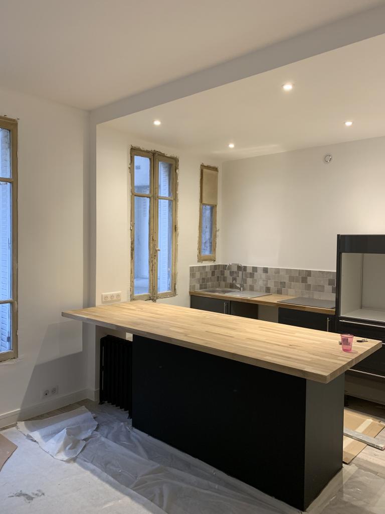 De particulier à particulier , appartement, de 35m² à Paris 18