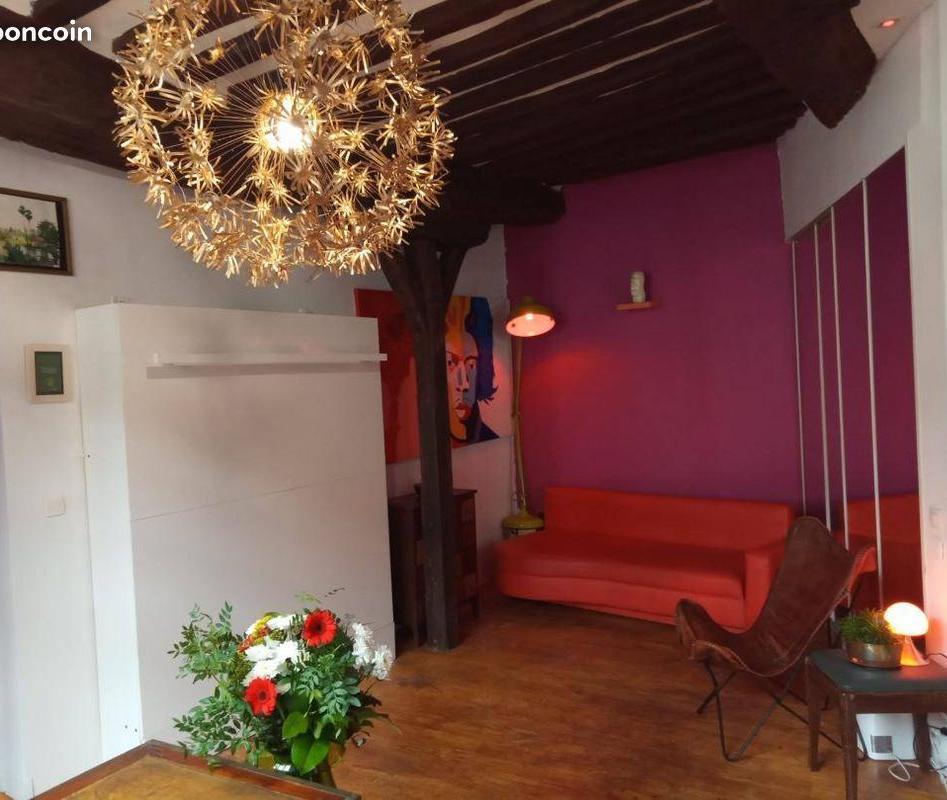 Location appartement entre particulier Rennes, de 24m² pour ce studio
