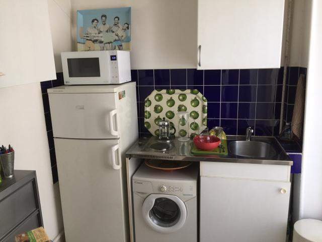 Location appartement T2 Paris 20 - Photo 3