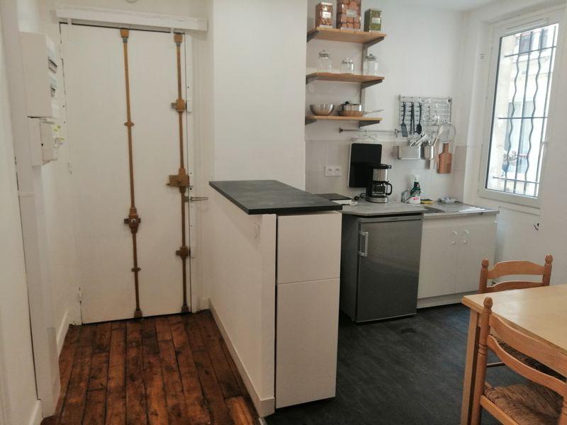Appartement particulier à Paris 18, %type de 46m²