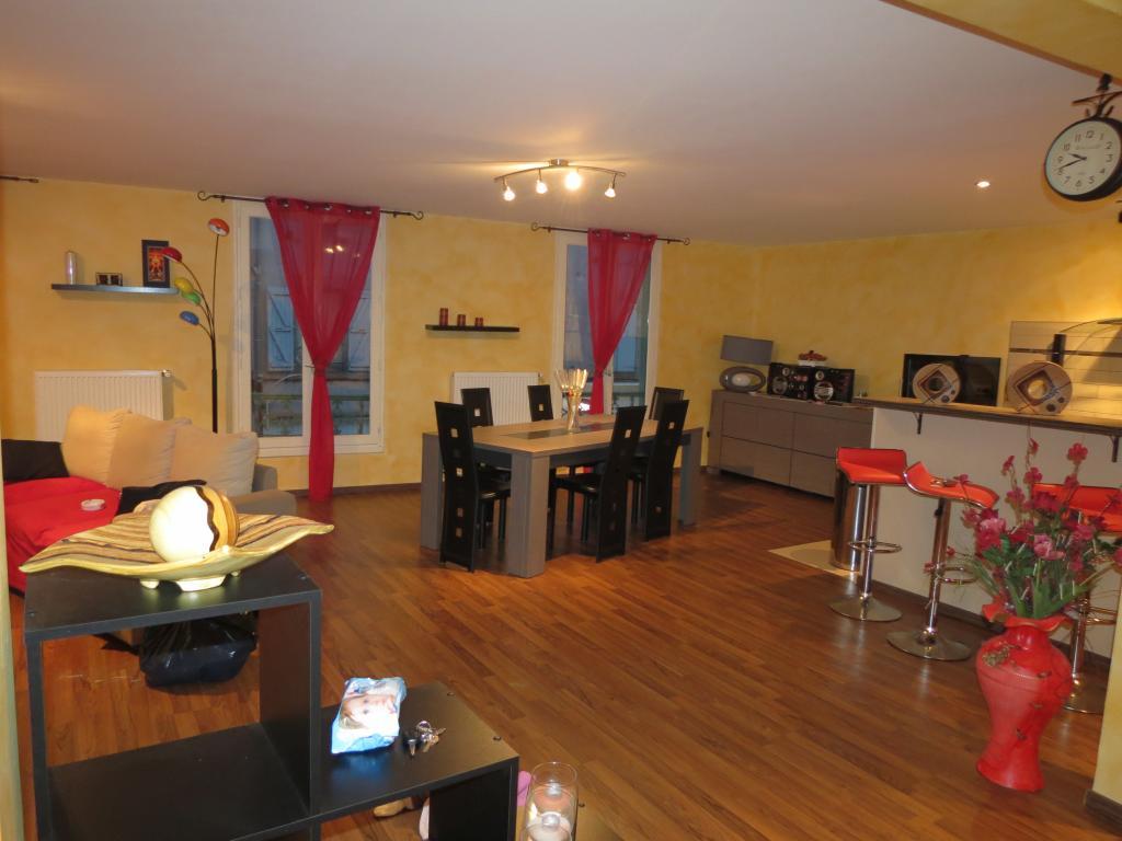 Location particulier à particulier, appartement, de 90m² à Tulle