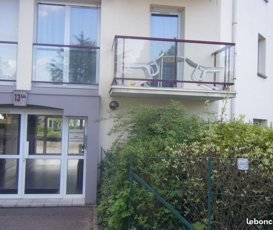 De particulier à particulier Belbeuf, appartement appartement, 55m²