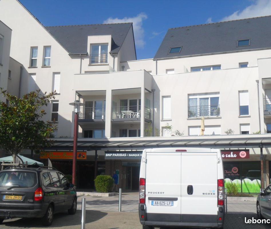 Appartement particulier à Bruz, %type de 72m²