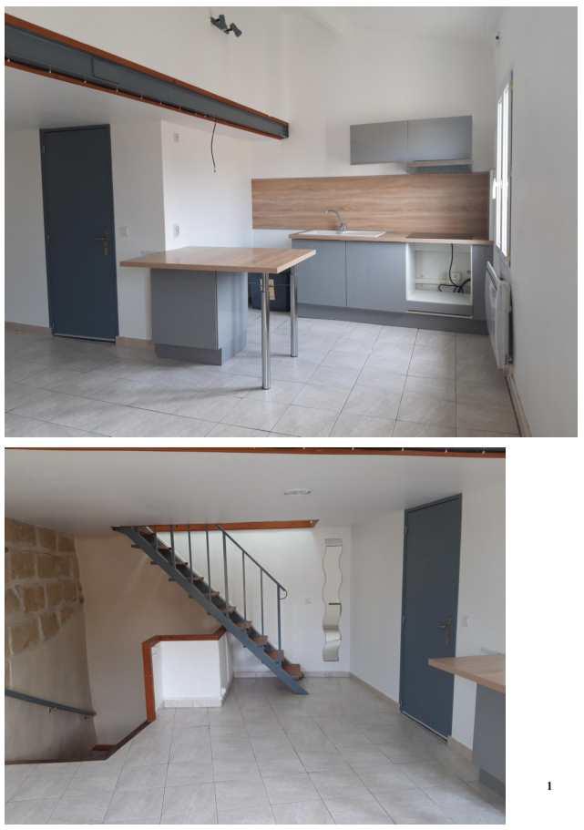 Location de particulier à particulier, appartement, de 36m² à Vestric-et-Candiac