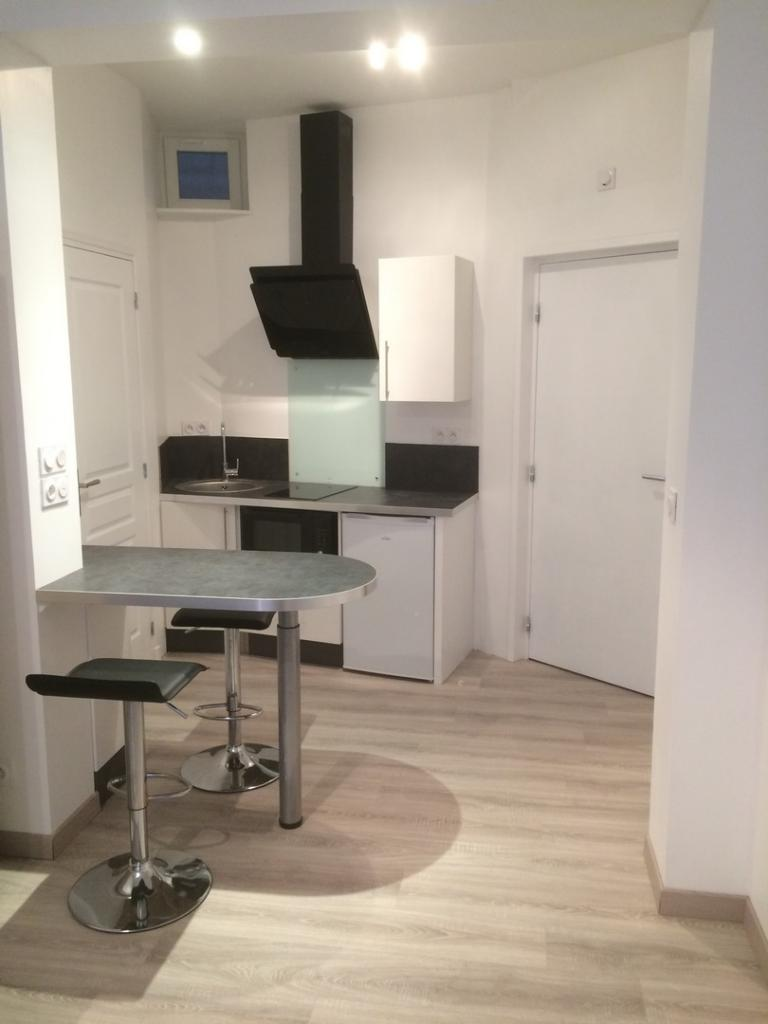 Entre particulier , studio, de 24m² à Boulogne-sur-Mer