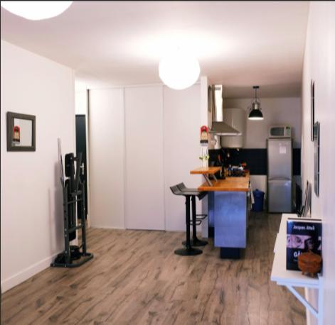 Location particulier à particulier, appartement à Serpaize, 45m²