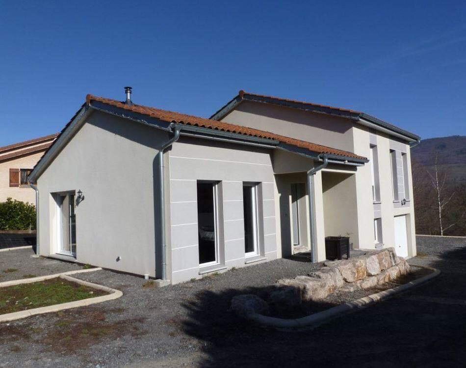 Entre particulier , maison, de 96m² à Ardillats