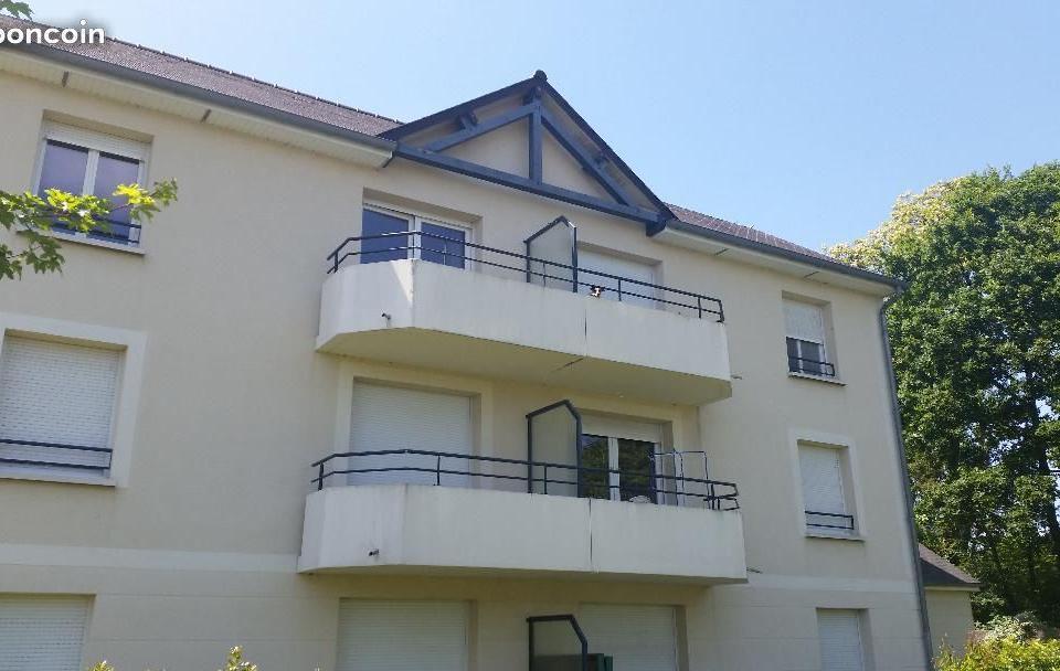 Appartement particulier, appartement, de 61m² à Notre-Dame-d'Oé