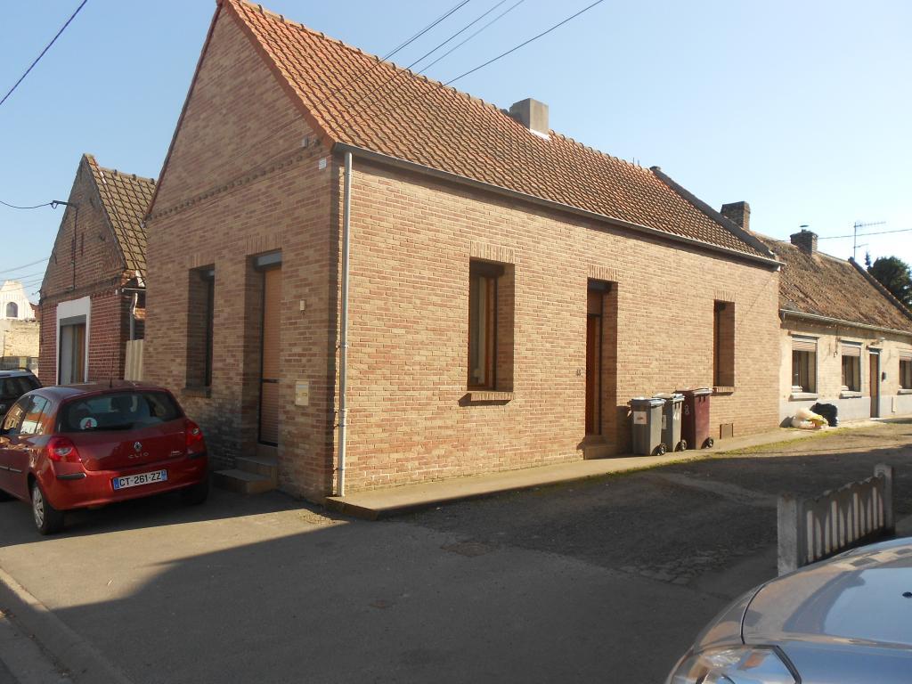 Location particulier à particulier, maison, de 75m² à Lécluse