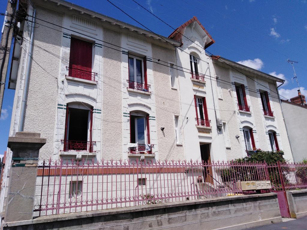 Location appartement entre particulier Montluçon, appartement de 65m²