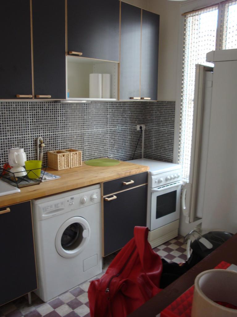 Entre particulier à Montreuil, appartement, de 36m² à Montreuil