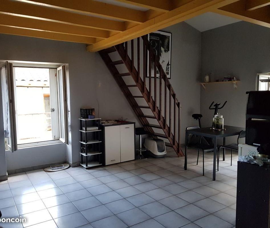 Location de particulier à particulier, appartement, de 45m² à Plats