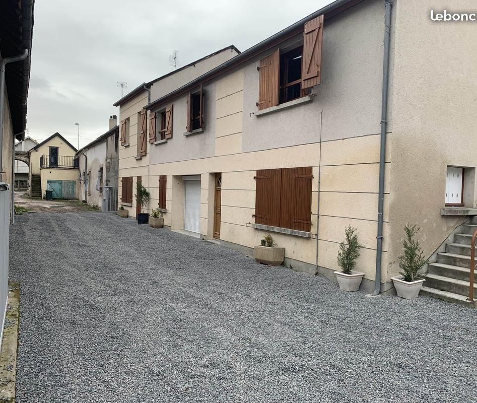 De particulier à particulier Bourges, appartement maison de 90m²