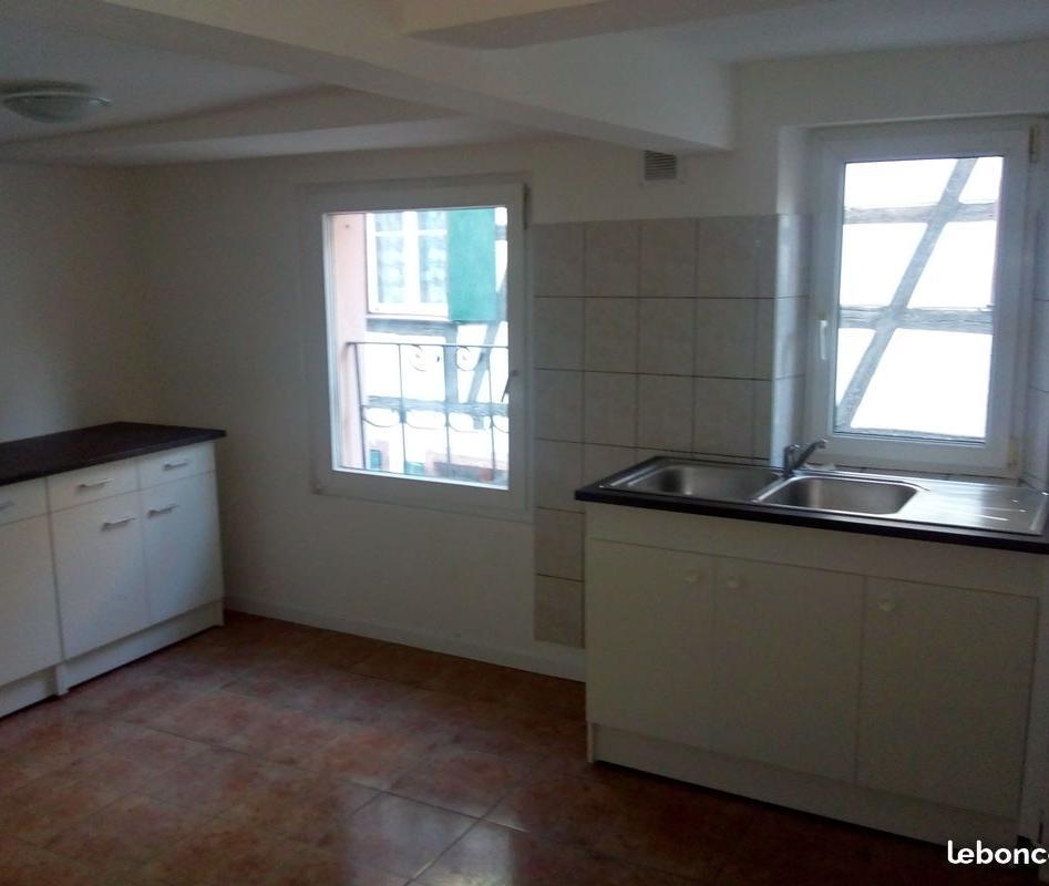 De particulier à particulier Hilsenheim, appartement appartement, 55m²