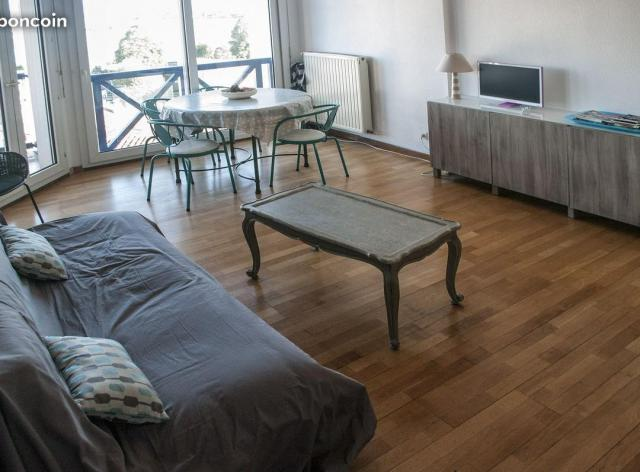 Location appartement T2 Hendaye - Photo 1