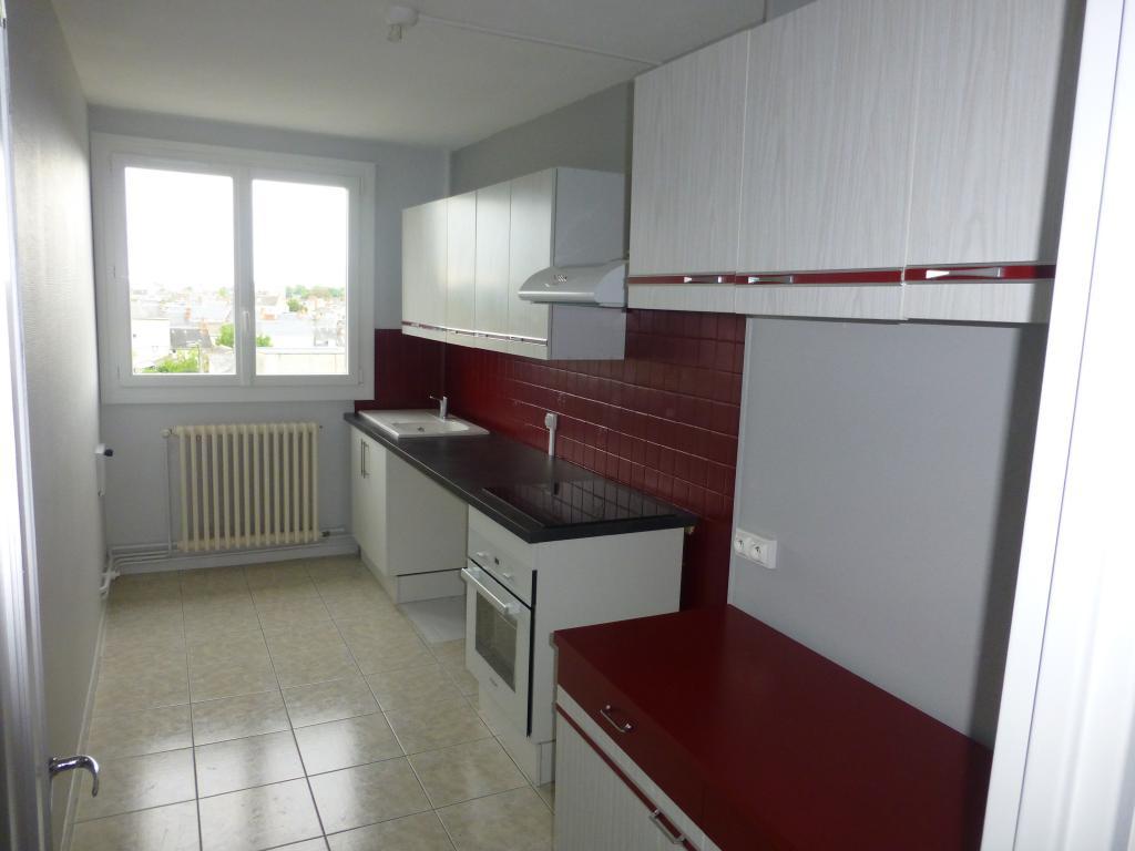Particulier location Châteauroux, appartement, de 55m²