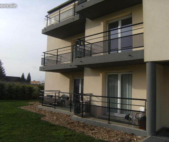 Location appartement T2 Mazingarbe - Photo 1
