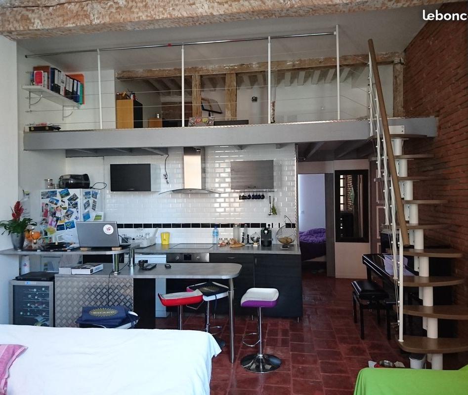 Location appartement entre particulier Muret, de 51m² pour ce appartement