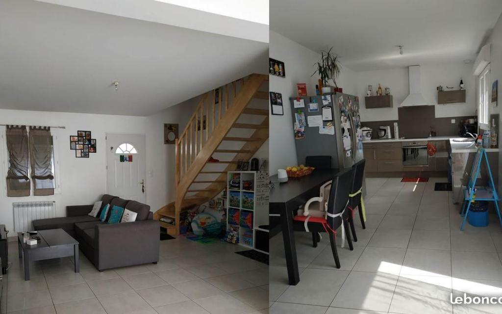 Appartement particulier à Bucy-Saint-Liphard, %type de 90m²
