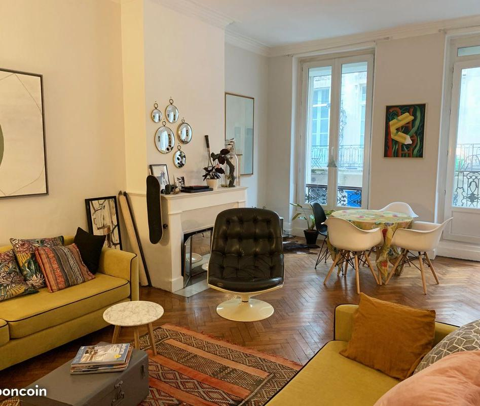 Location appartement par particulier, appartement, de 110m² à Bordeaux