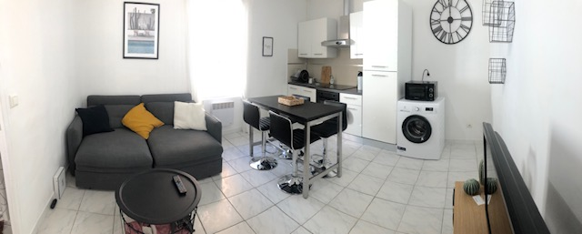Location appartement T2 Hyeres - Photo 1