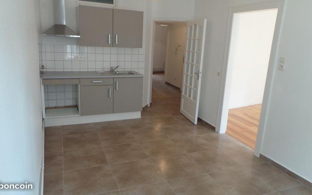 Appartement particulier, appartement, de 54m² à Metz