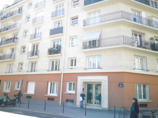 Location appartement entre particulier Paris 15, appartement de 50m²