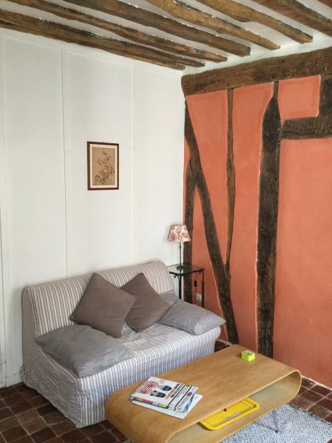 Location appartement T3 Paris 05 - Photo 2