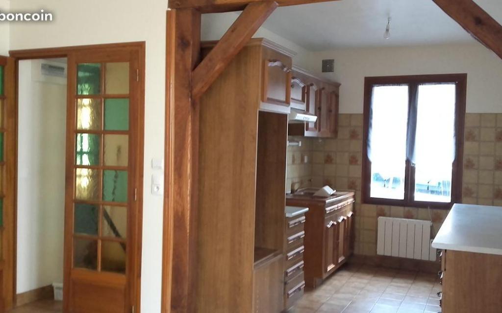 100m² pour ce joli maison